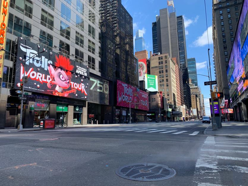 7th Avenue - Times Square