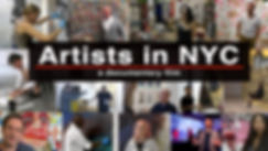 Amazon Prime Video Art - Artists in NYC