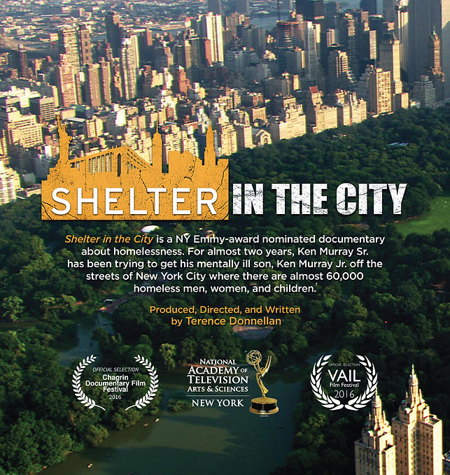 Shelter in the City - One Sheet cropped