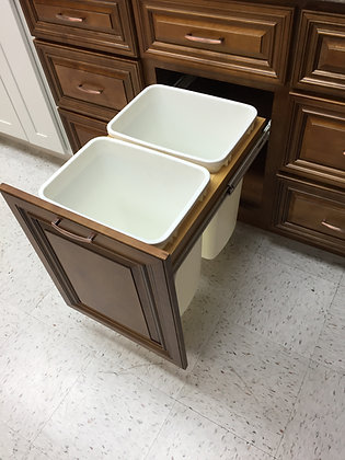 Trash Rack Pull-out Cabinet