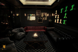 It's not your normal lounge