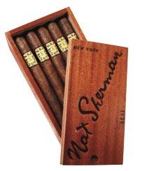 Nat Sherman Timeless Prestige Dominican No. 2 6x52T Cigar