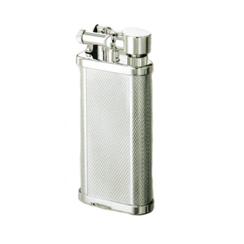 Dunhill Pipe Lighter Unique Silver Barley UL1301