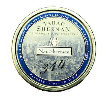 Nat Sherman 314 Pipe Tobacco Blend 2 oz. Tin