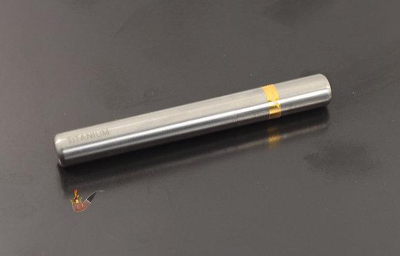 Davidoff Pipe Companion Titanium Gilded