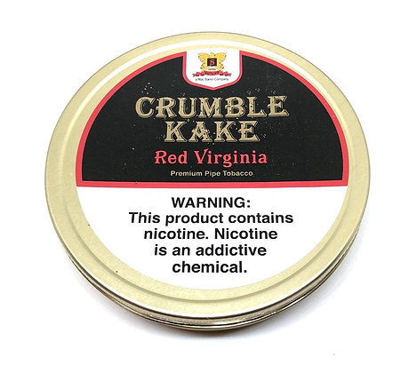 Sutliff Crumble Kake Red Virginia Pipe Tobacco