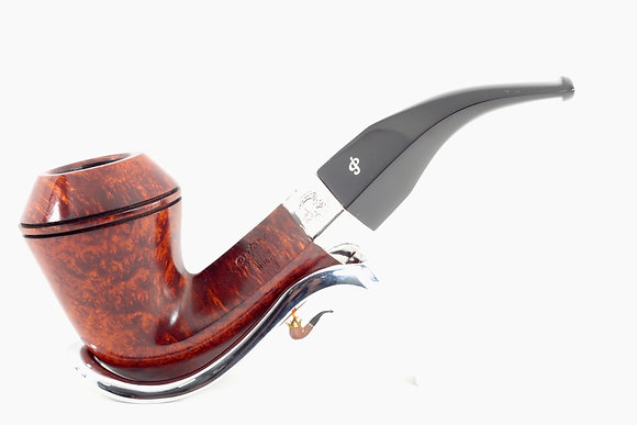 Peterson Sherlock Holmes Pipe Hansom Smooth FT