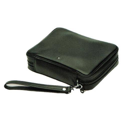 Dunhill White Spot 5 Pipe Zipper Case PA2008