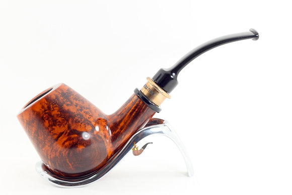 Stokkebye 4th Generation Pipe Burnt Sienna 1882