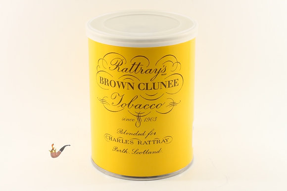 Rattray's Brown Clunee Pipe Tobacco 100g