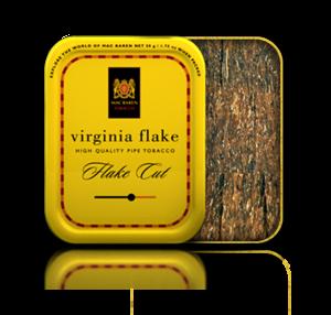 Mac Baren Virginia Flake Pipe Tobacco 50g Tin