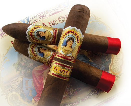 La Aroma De Cuba Churchill Cigar 7x50 4 pack