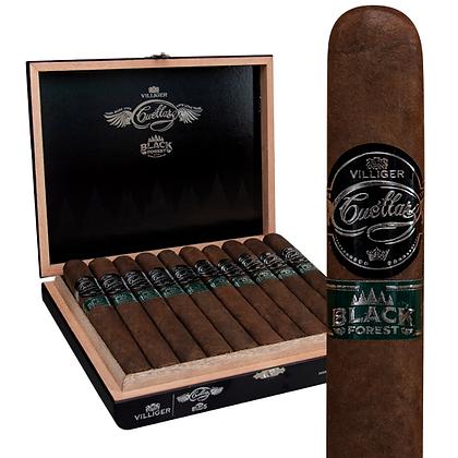 Villiger Cuellar Black Forest Toro Gordo 6x54 Cigar