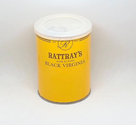 Rattray's Black Virginia Pipe Tobacco 100g