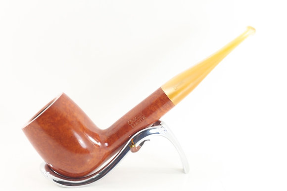 Savinelli Oscar Lucite Smooth Pipe 111 Billiard