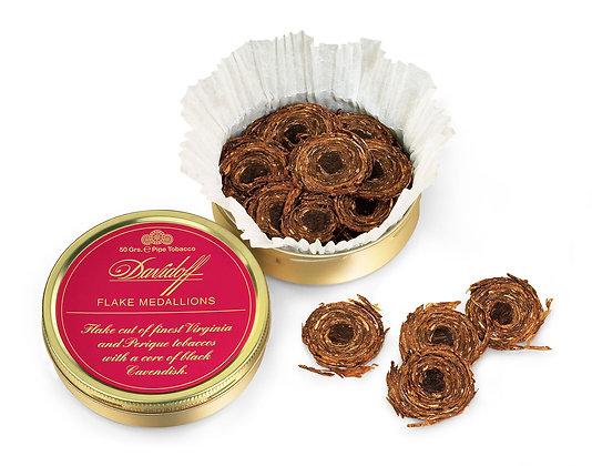 Davidoff Flake Medallions Pipe Tobacco 50g