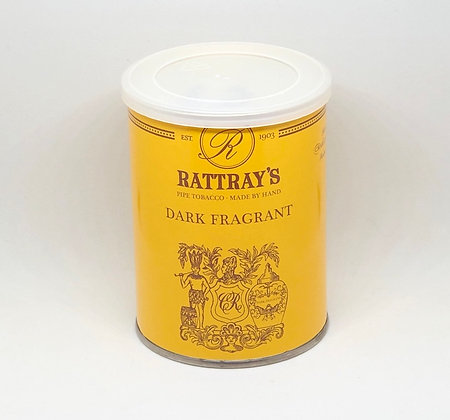Rattray's Dark Fragrant Pipe Tobacco 100g