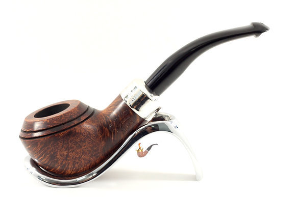 Peterson Silver Mounted Army Pipe 999 P-Lip