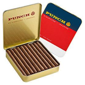 Punch Cigarillos 4x24 Cigar 20pk