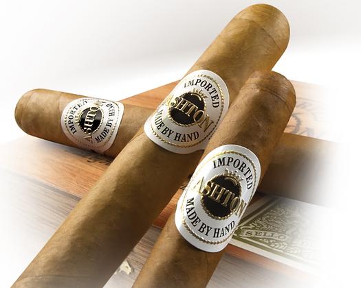 Ashton Classic Imperial Tube Cigar 5.5x44 4pk