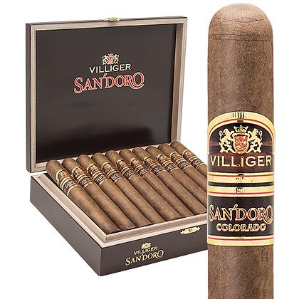 Villiger San D'Oro Colorado Toro 6x50 Cigar