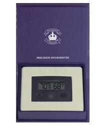 Diamond Crown Cigar Hygrometer