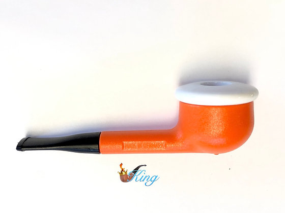 Nording Erikson Shorty Pipe Orange