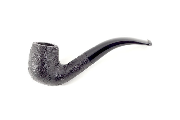 Dunhill Shell Briar 4102 Bent Pipe