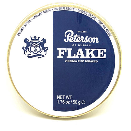 Peterson Dunhill Flake Pipe Tobacco 50g