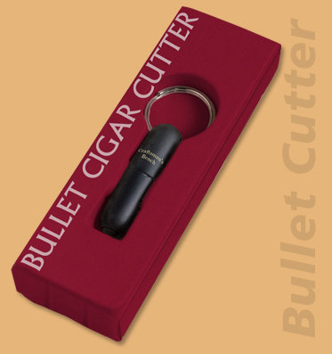 Craftsman's Bench Bullet Cigar Cutter
