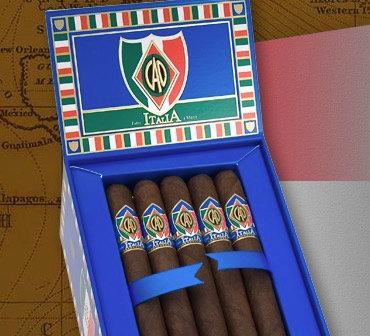 CAO Italia Gondola 6.25x54 Cigars 5pack