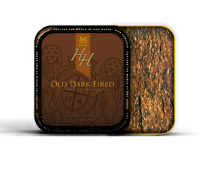 Mac Baren HH Old Dark Fired Pipe Tobacco 100g Tin