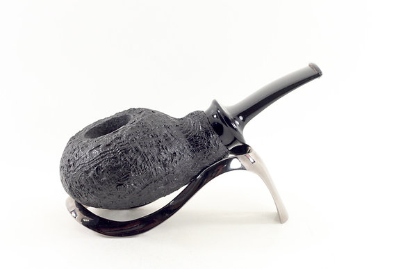BriarWorks Chubby Tomato Pipe OR05DB