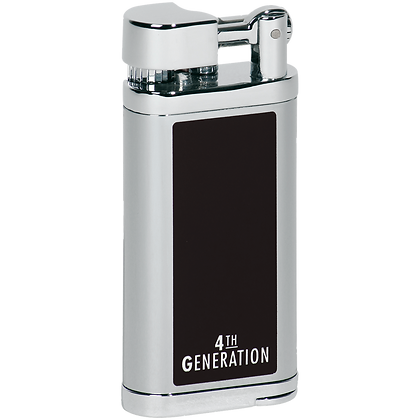 Stokkebye 4th Generation Pipe Lighter Black