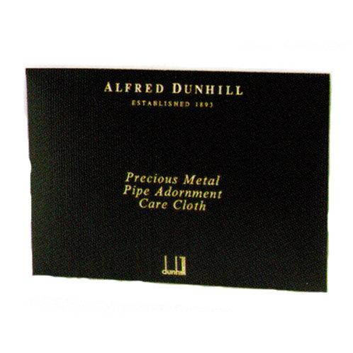 Dunhill Pipe Precious Metal Care Cloth PA3219