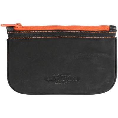 Stokkebye 4th Generation Black Zipper Pouch