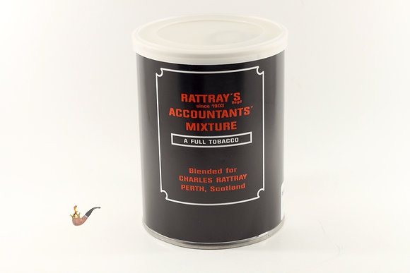Rattray's Accountants Mixture Pipe Tobacco 100g