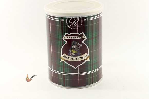 Rattray's Bagpipers Dream Pipe Tobacco 100g