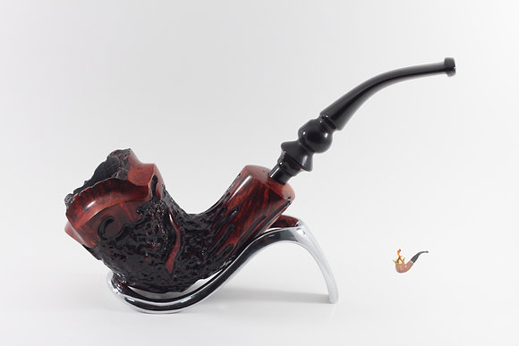 Nording Moss Freehand Pipe M04