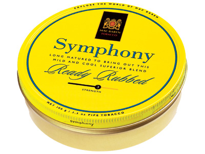 Mac Baren Symphony Pipe Tobacco 100g Tin