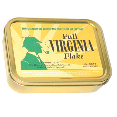 Samuel Gawith Full Virginia Flake Pipe Tobacco 50g