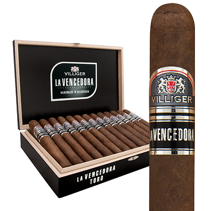 Villiger La Vencedora Robusto 5x50 Cigar