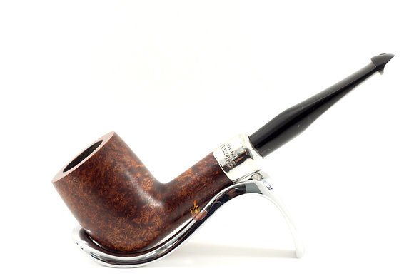 Peterson Silver Mounted Army Pipe 101 P-Lip
