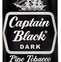 Captain Black Dark Pipe Tobacco Bulk