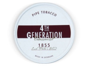 4th Generation Pipe Tobacco 1855 Blend 40g Tin