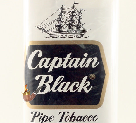 Captain Black Regular White Pipe Tobacco Bulk