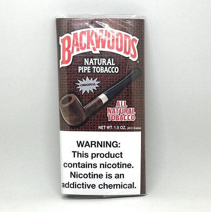 Backwoods Original Pipe Tobacco 1.5oz
