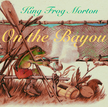 King Frog Morton On The Bayou Pipe Tobacco