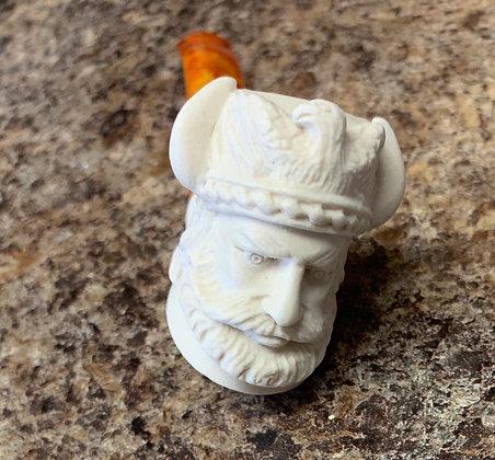 Royal Meerschaum Pipe Viking