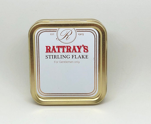 Rattray's Stirling Flake Pipe Tobacco 50g
